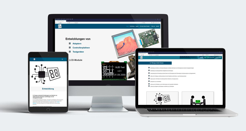 Website Design LC Design